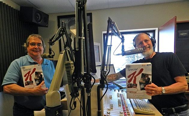 Craig & Al with Kiwanis Award