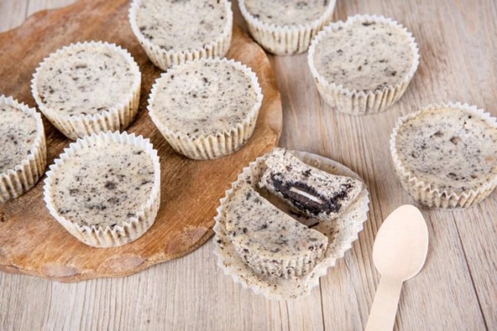 Easy No Bake Oreo Cream Cheese Cupcake Recipe