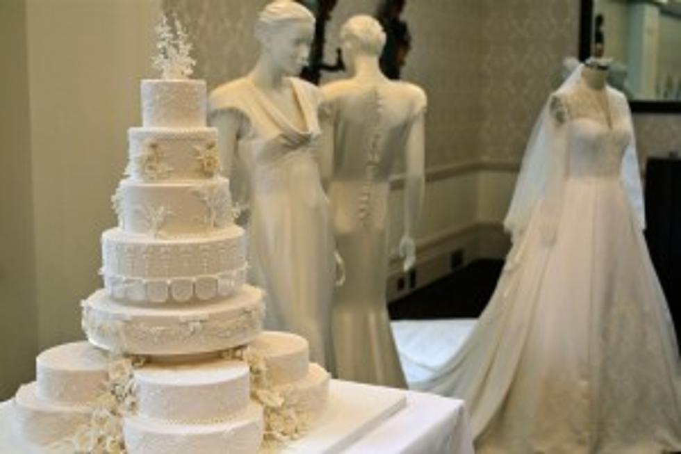 Life Size Wedding Gown Cake