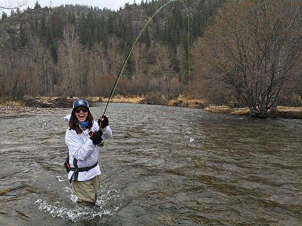 Fly fishing rock creek sunday report for Rock creek fishing report