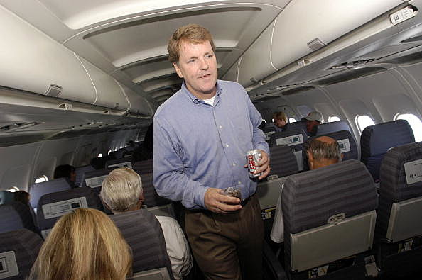 America West - US Airways CEOs Launch New Joint Airline Forum