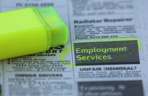 Unemployment Rates Rise In Australia