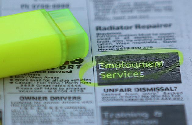 Unemployment Rates Rise In Australia