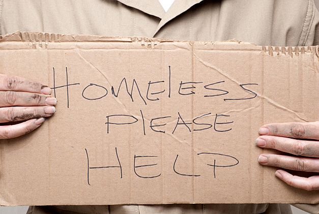 Homeless Sign