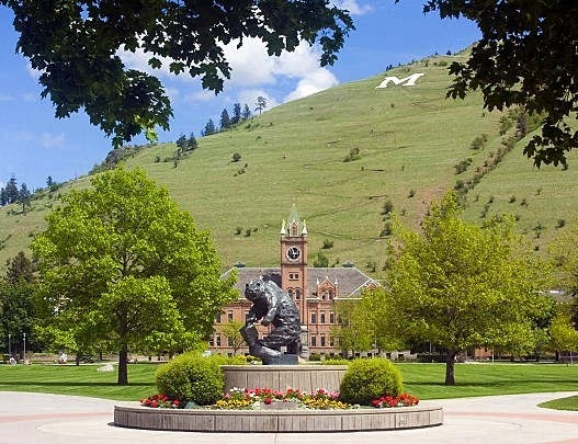 Image courtesy of the University of Montana